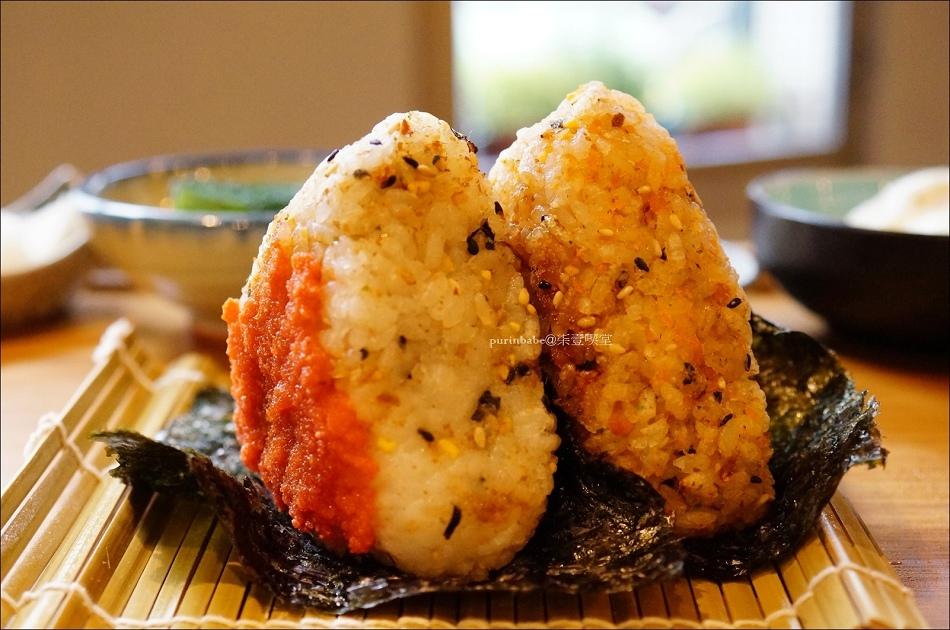 34明太子 鮭魚飯糰2