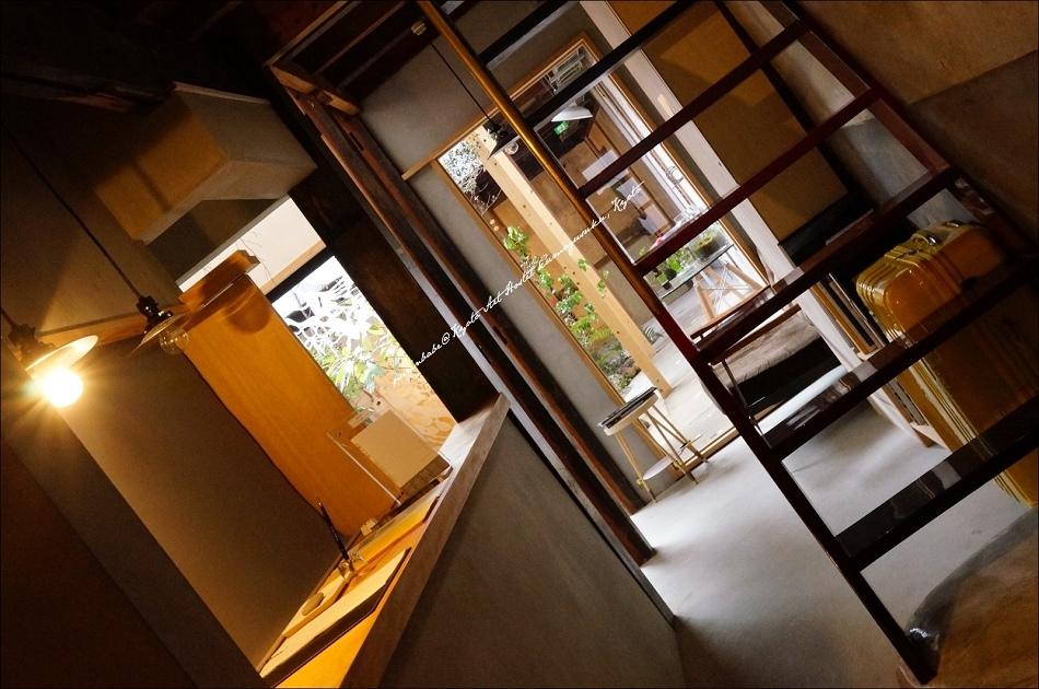 43Kyoto Art Hostel kumagusuku2