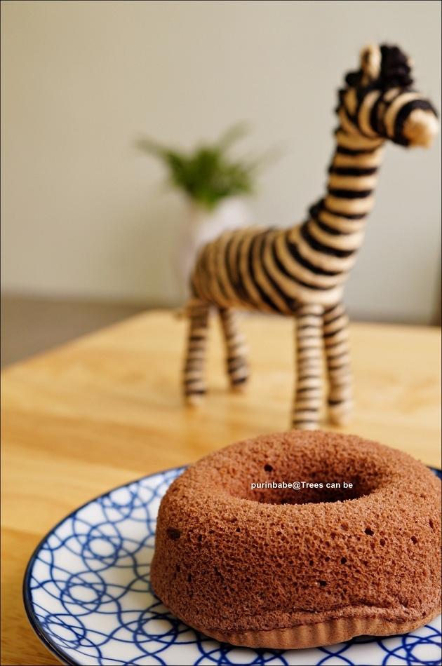 31巧克力小圈圈蛋糕