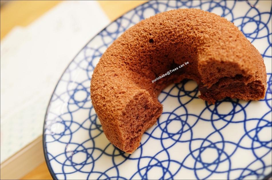 32巧克力小圈圈蛋糕斷面