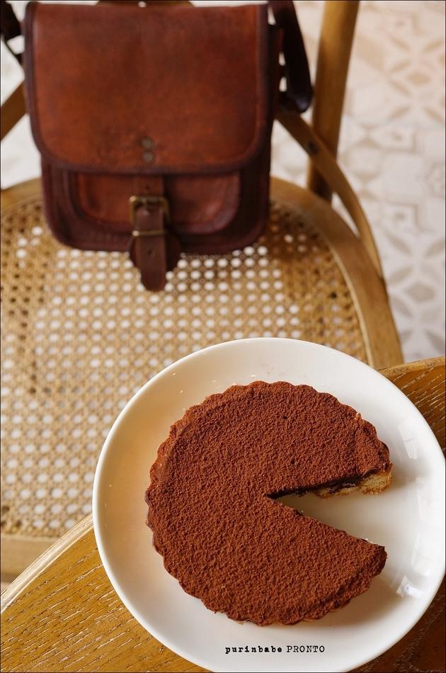 35生巧克力塔3