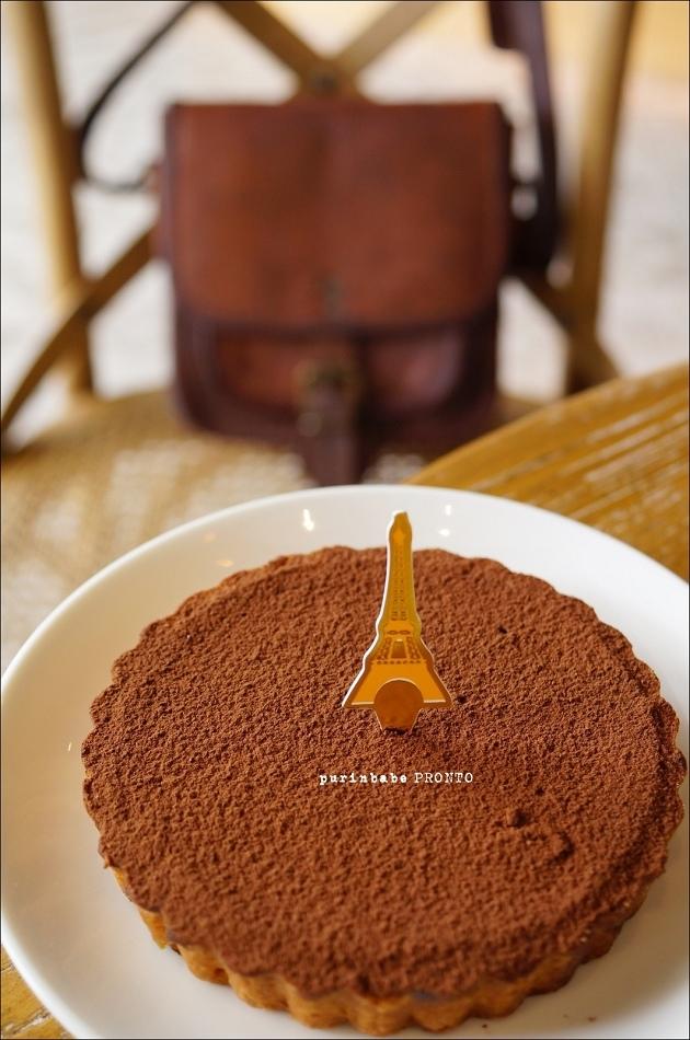 32生巧克力塔1