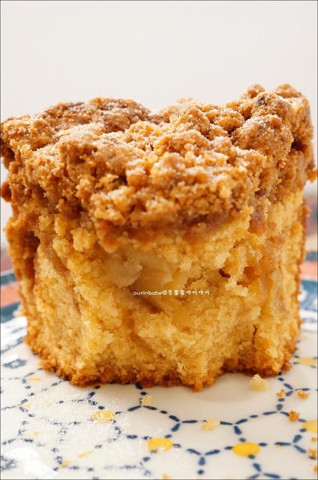 35蘋果咖啡蛋糕3