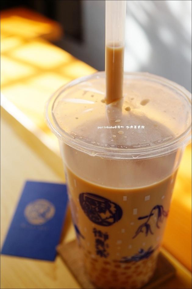 34美人紅奶茶加白珍珠2