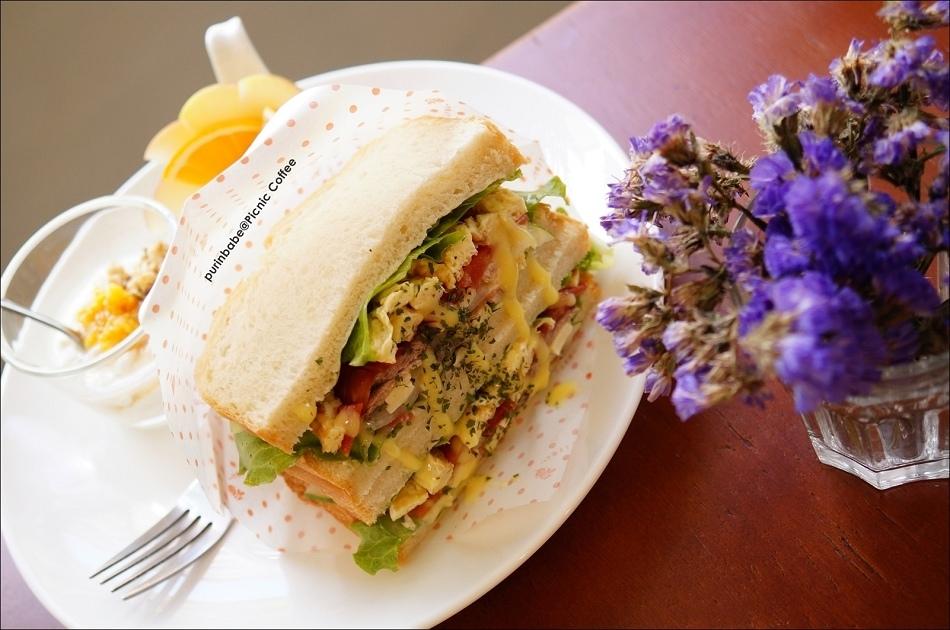 22經典三明治公爵套餐