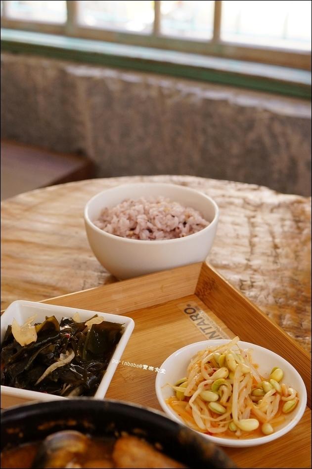 24五穀米與小菜