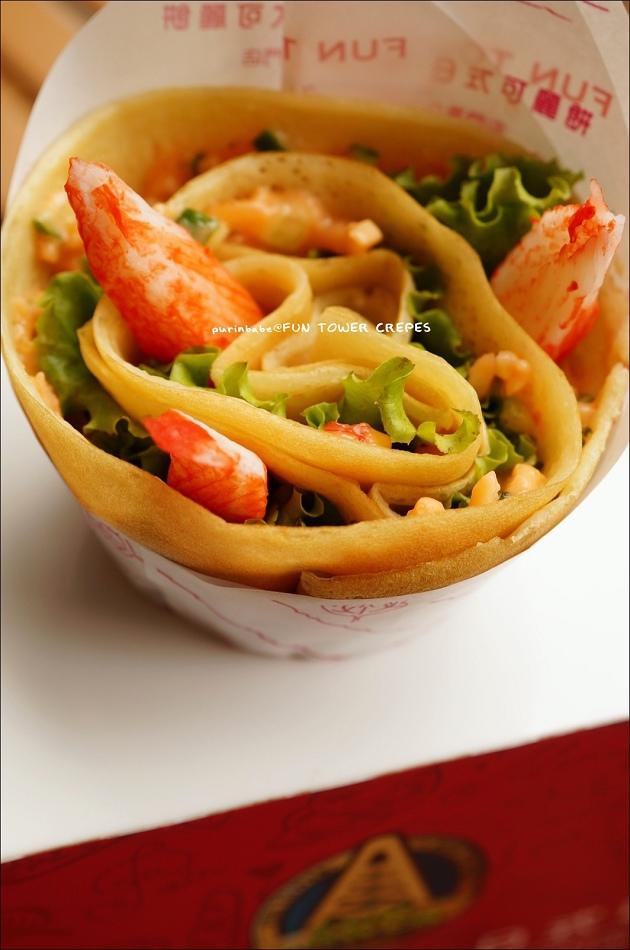 24松葉蟹龍蝦沙拉3