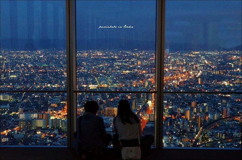 18大阪阿倍野夜景