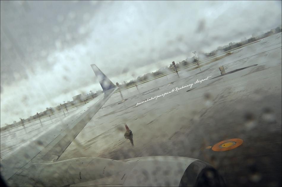 9小港機場起飛