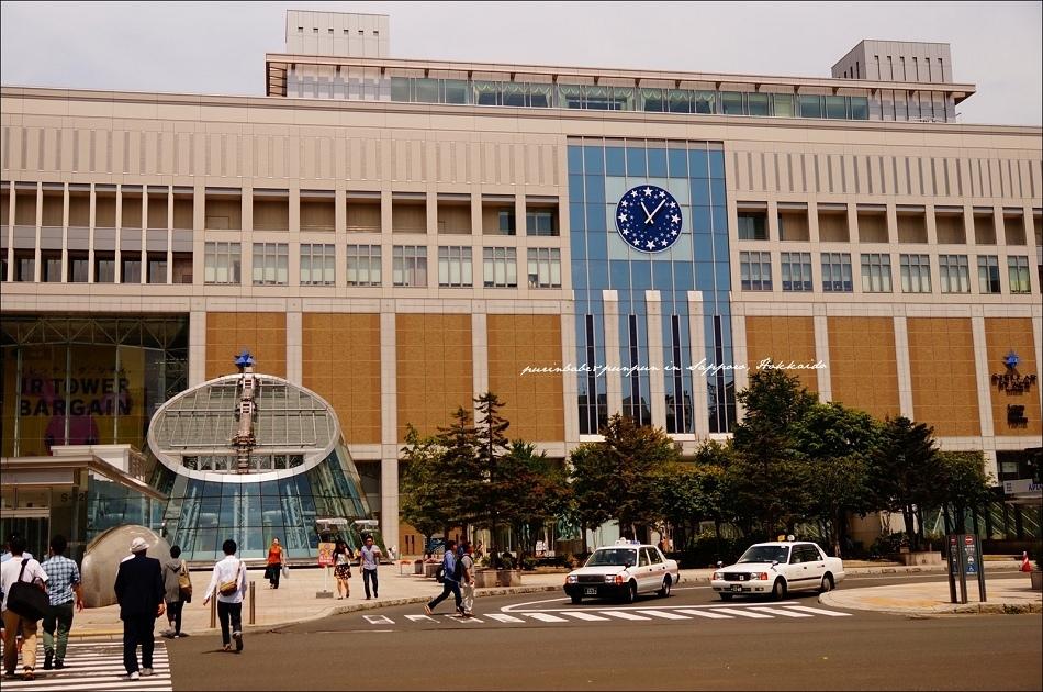 7札幌車站