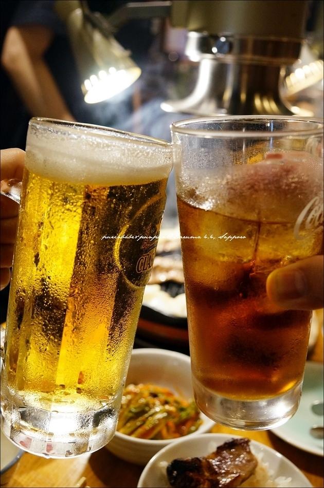 14生啤酒與烏龍茶