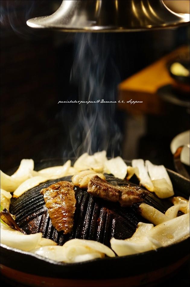 16成吉思汗烤肉初體驗2