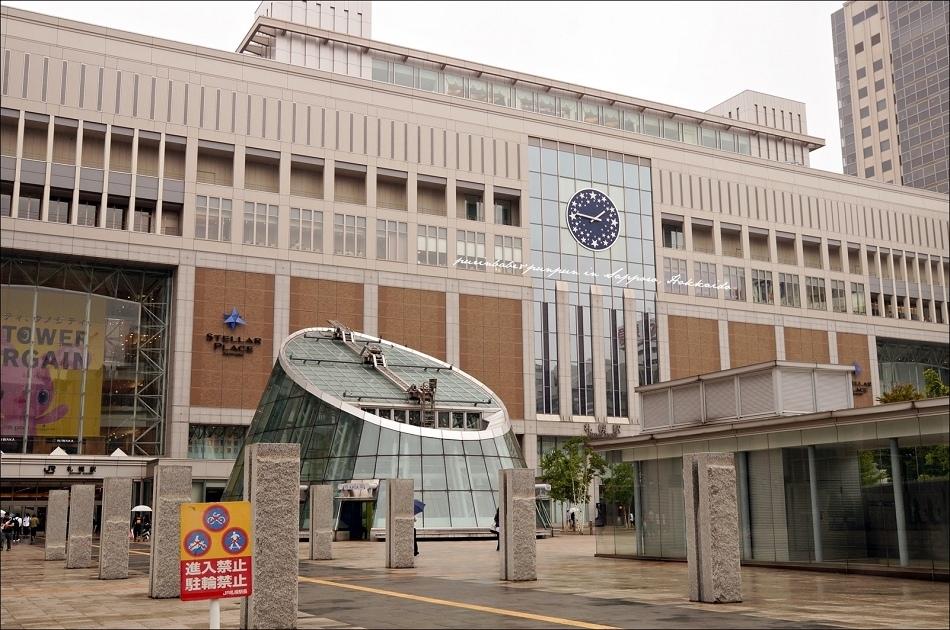 2札幌車站