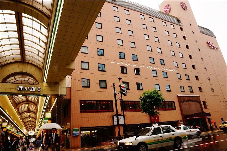 34Hotel Sunroute New Sapporo