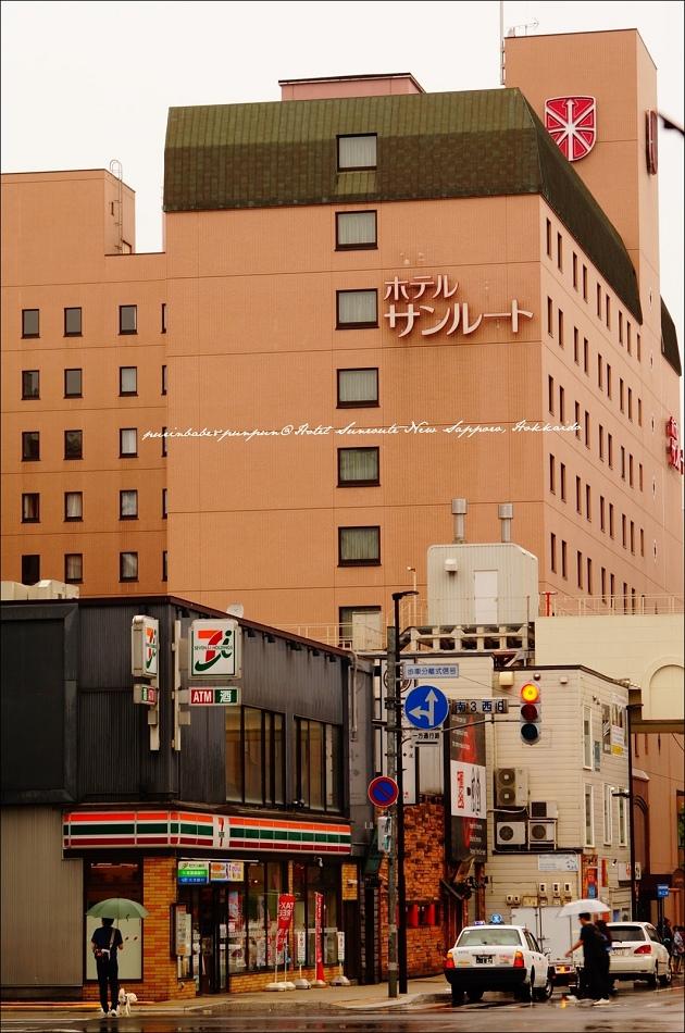 2Hotel Sunroute New Sapporo1