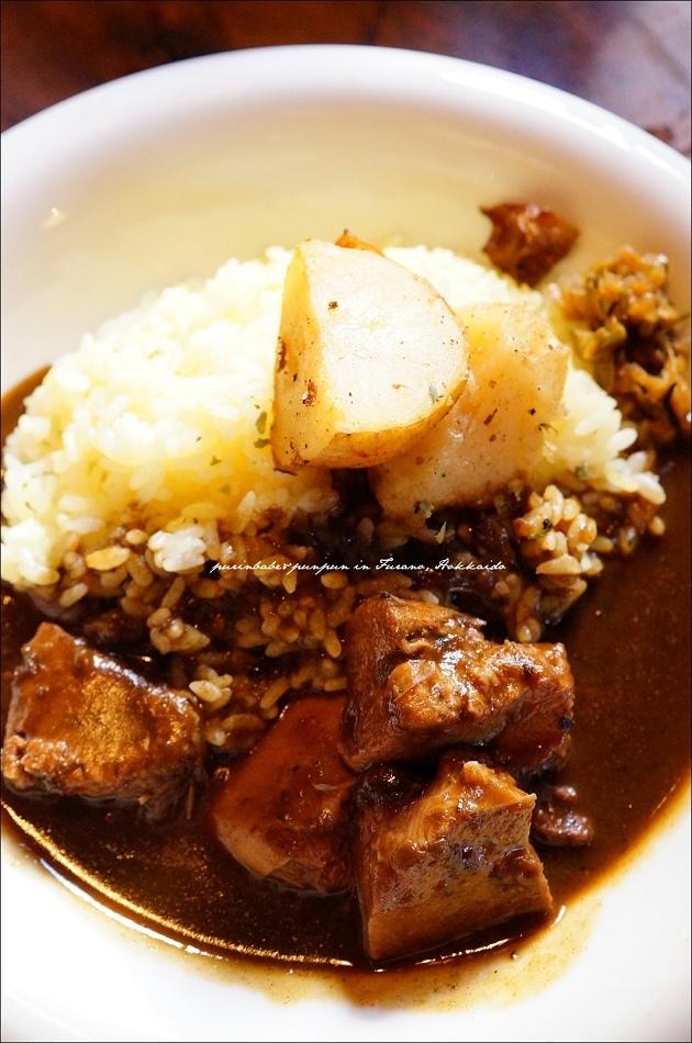 22牛舌咖哩飯1