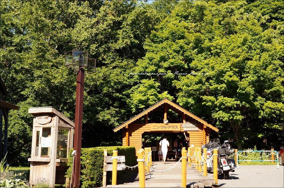 3精靈森林的露台入口