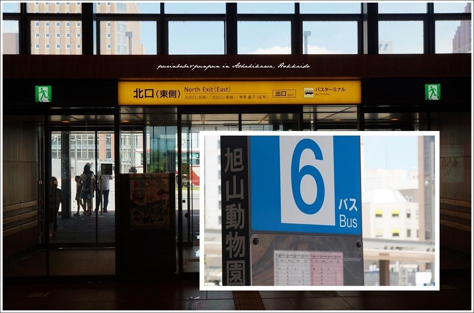 7北口搭六號站牌搭巴士