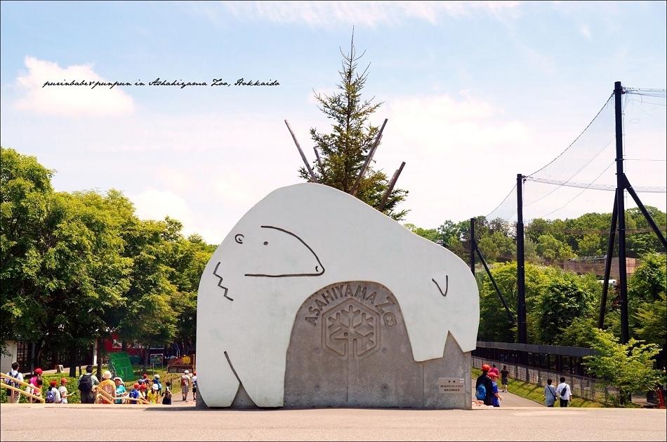 10進入旭山動物園