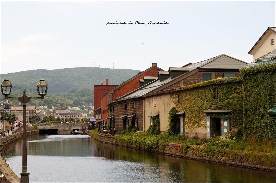 19白晝的小樽運河3