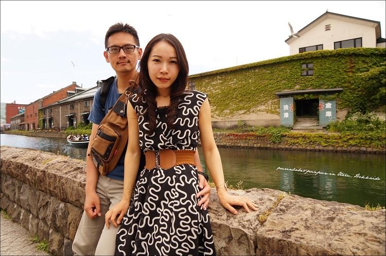 23小樽運河