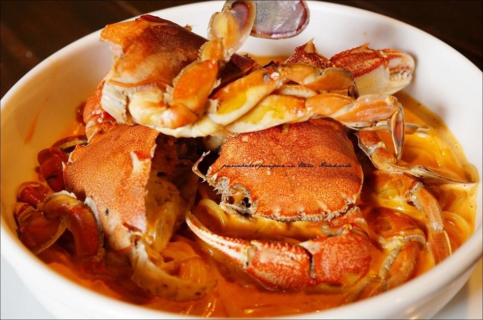 25HERA蟹蕃茄奶油義大利麵1