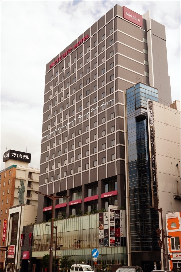 4Mercure Hotel Sapporo2