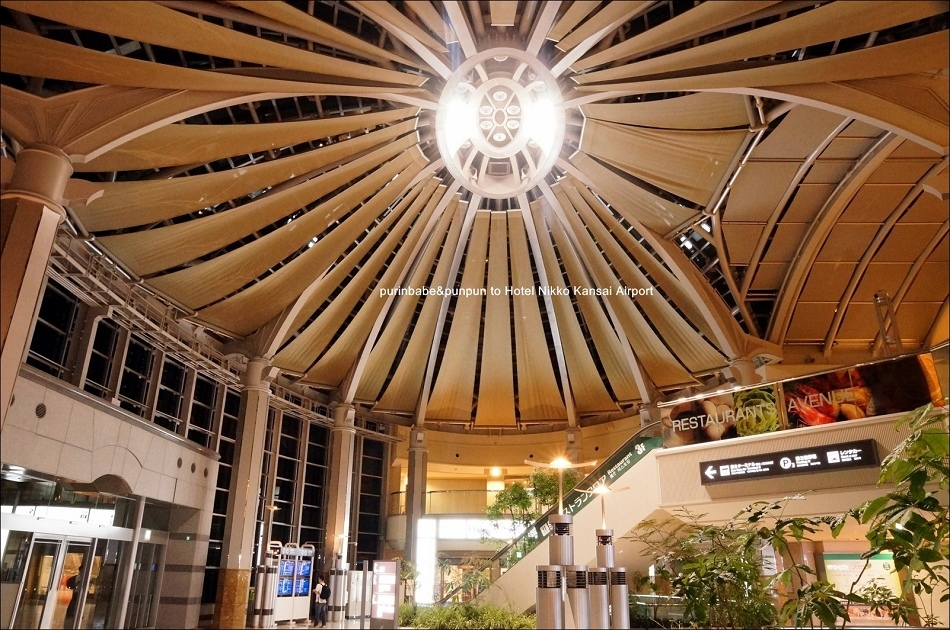 4關西機場日航酒店位置1