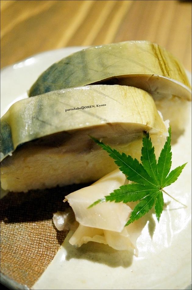 18鯖魚壽司