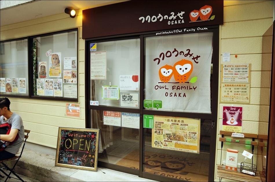 5Owl Family Osaka