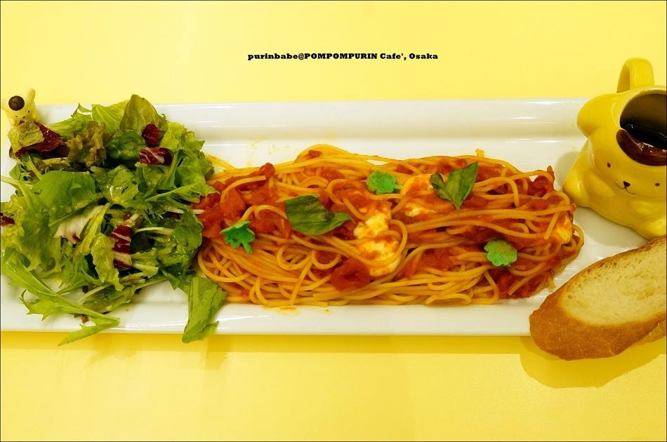 23蕃茄莫札瑞拉起司義大利麵2