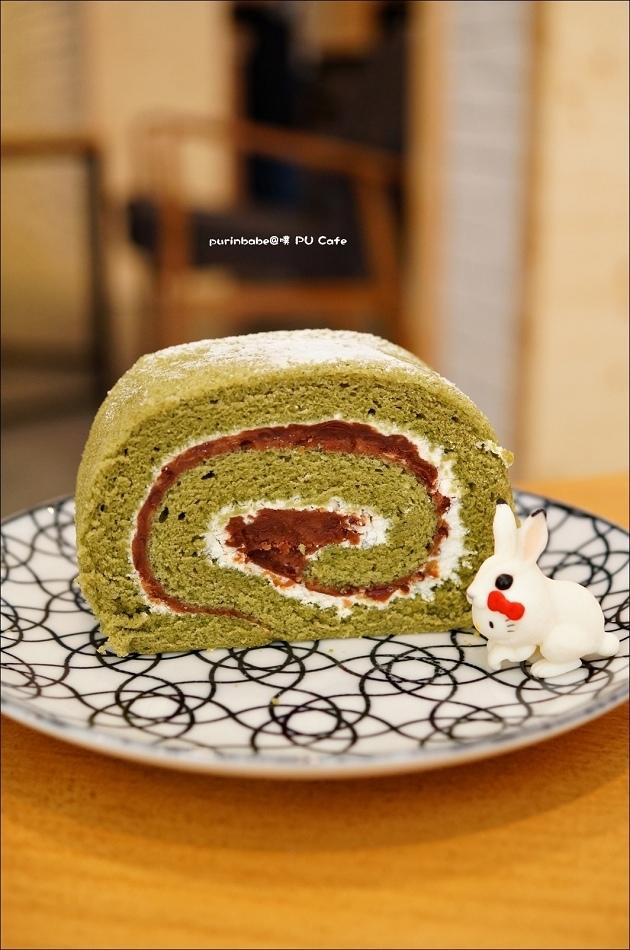 20抹茶紅豆蛋糕2