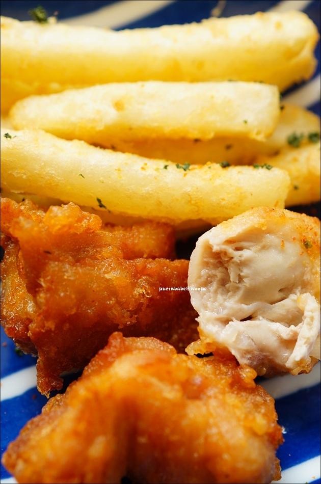 22唐揚炸雞與薯條2