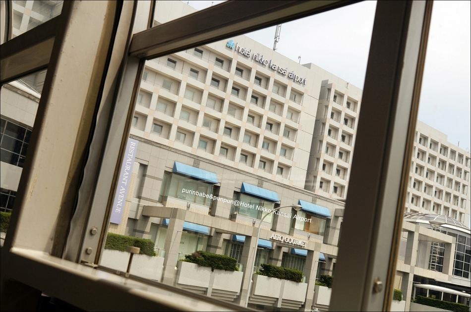 關西機場日航酒店1