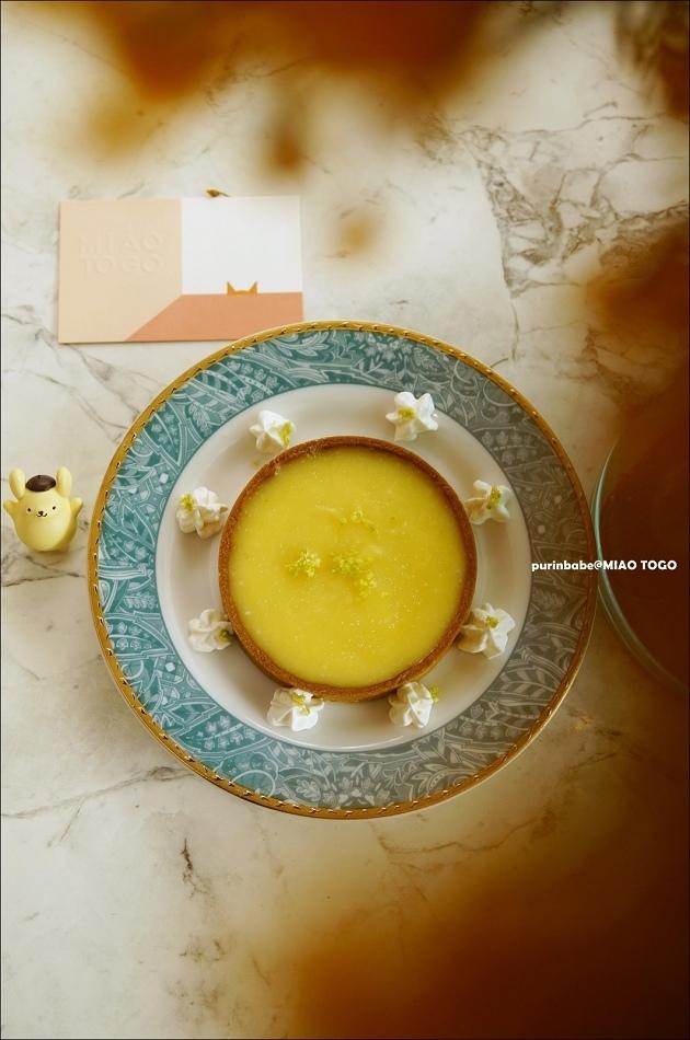34蜂蜜檸檬塔