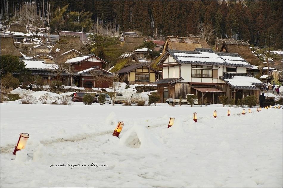 28雪燈廊