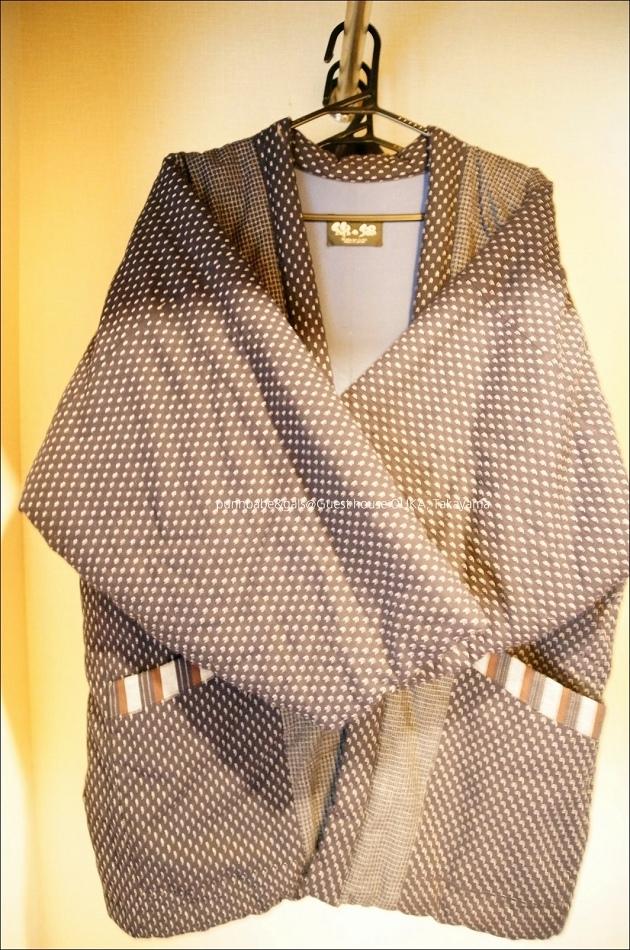 29日式棉襖絆纏