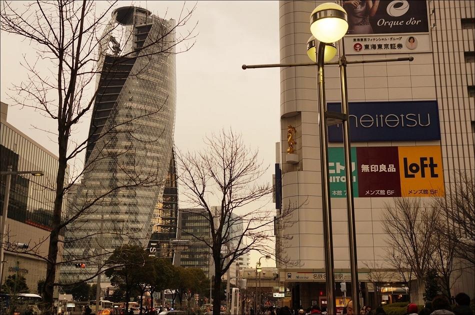 15名鐵名古屋站