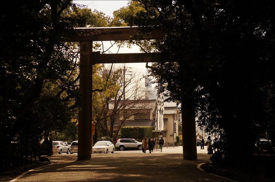 25熱田神宮