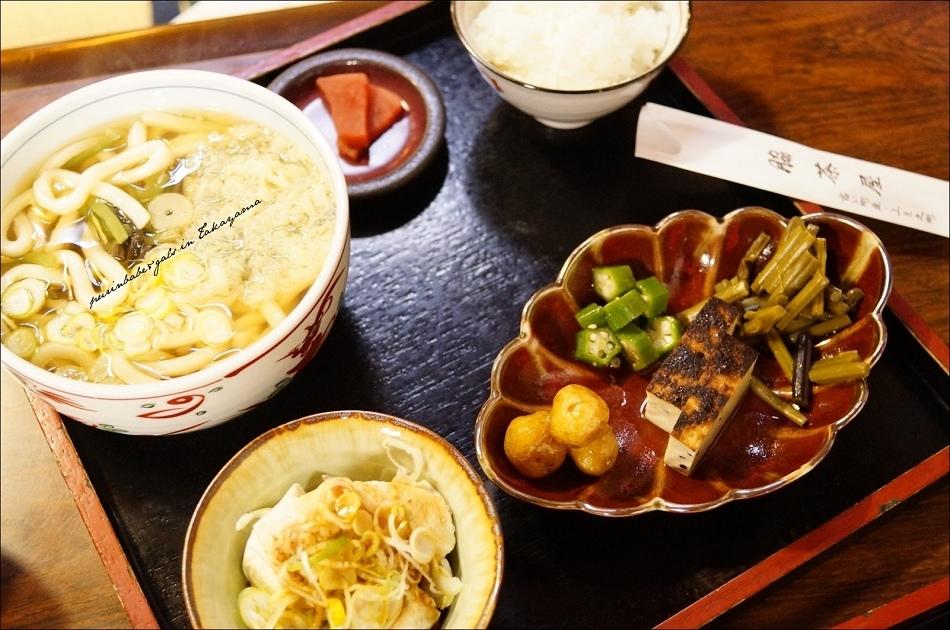 17烏龍麵定食1