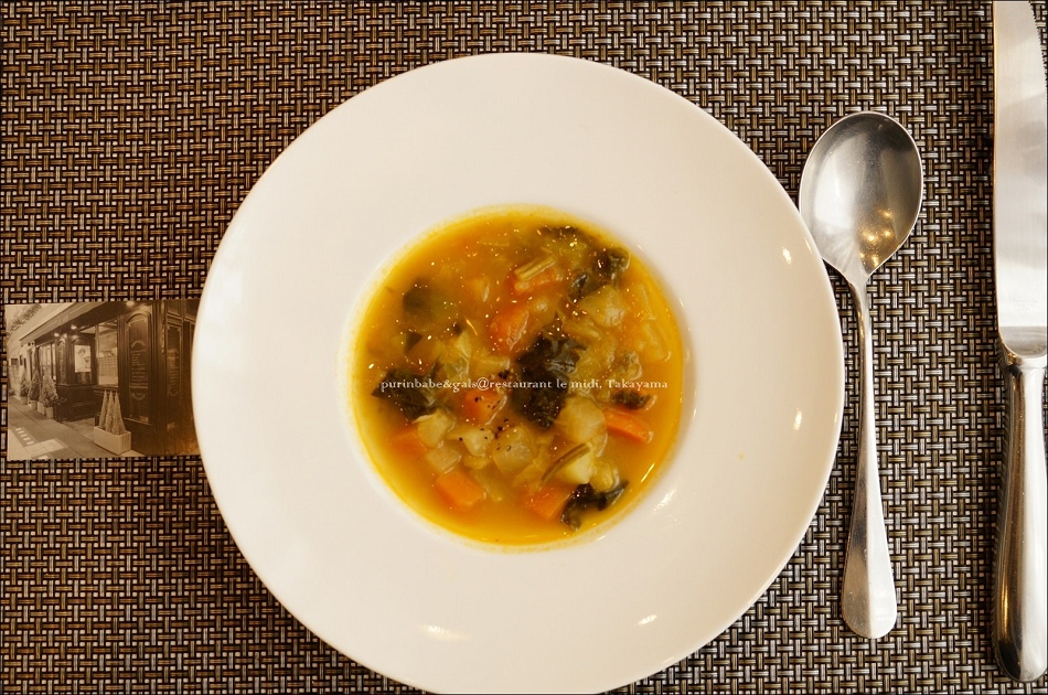 21蔬菜湯