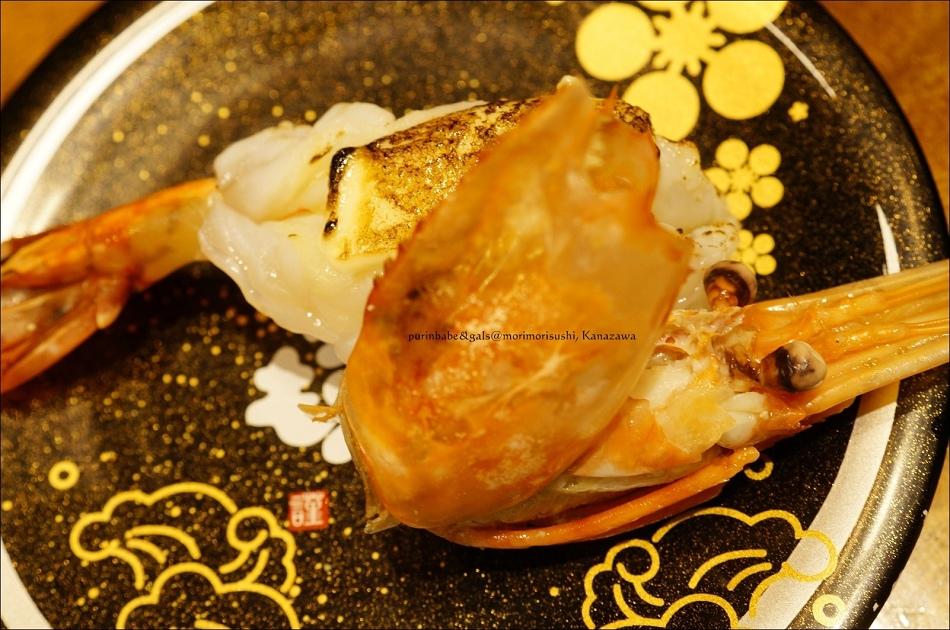 32炙燒富山白蝦
