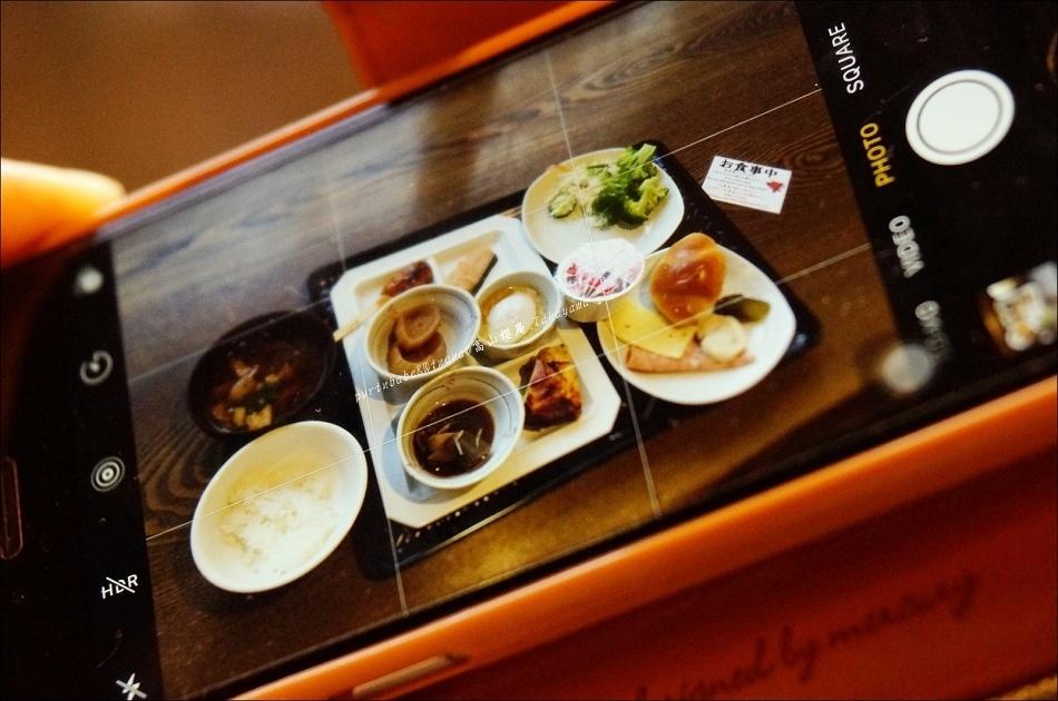 41高山櫻庵早餐