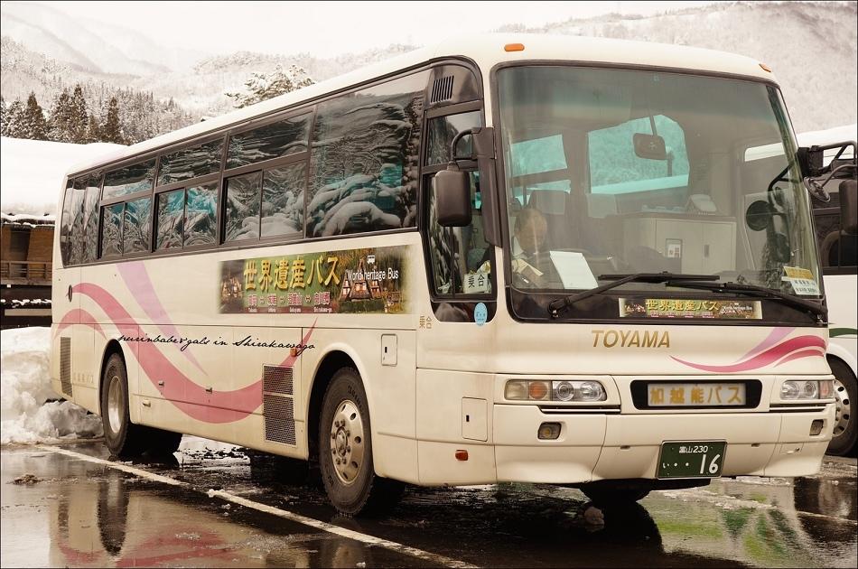 5加能越世界遺產巴士