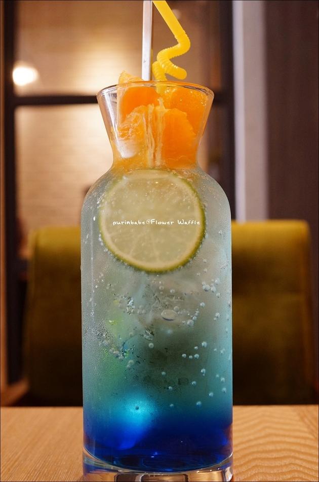 20藍柑橘水果氣泡飲2