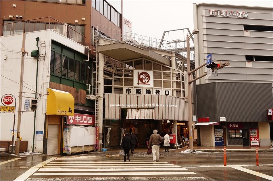 5近江町市場市姬神社口