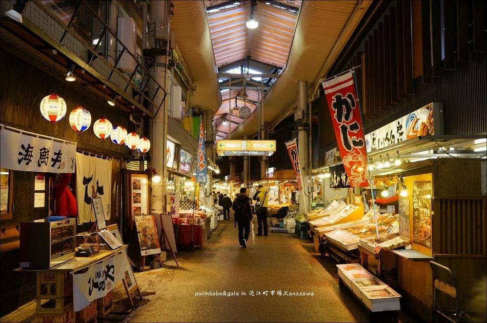 8近江町市場市姬神社口