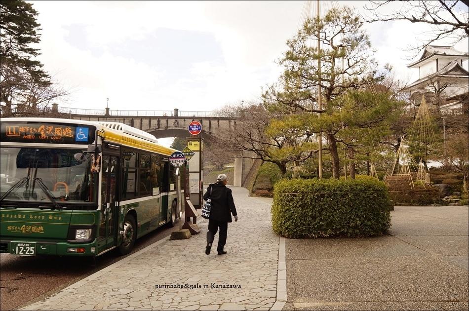 12金澤城交通
