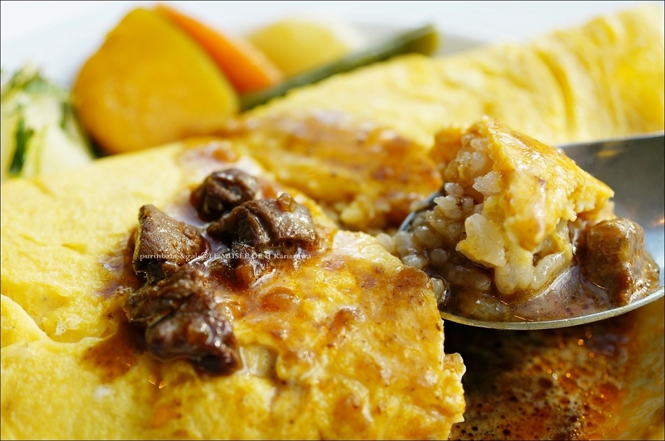 29午餐限定蛋包飯2