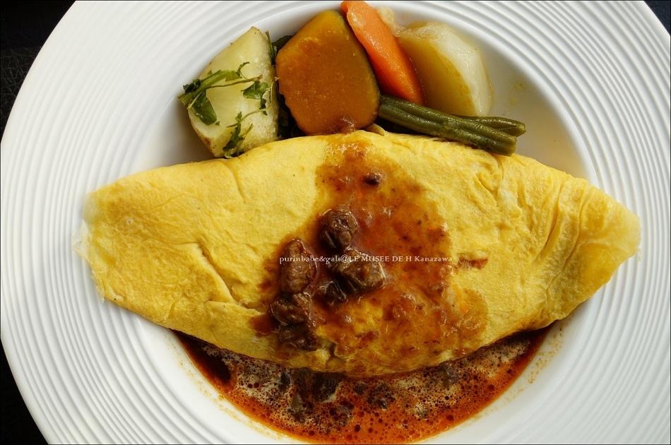 28午餐限定蛋包飯1